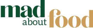 Mad About Food logo