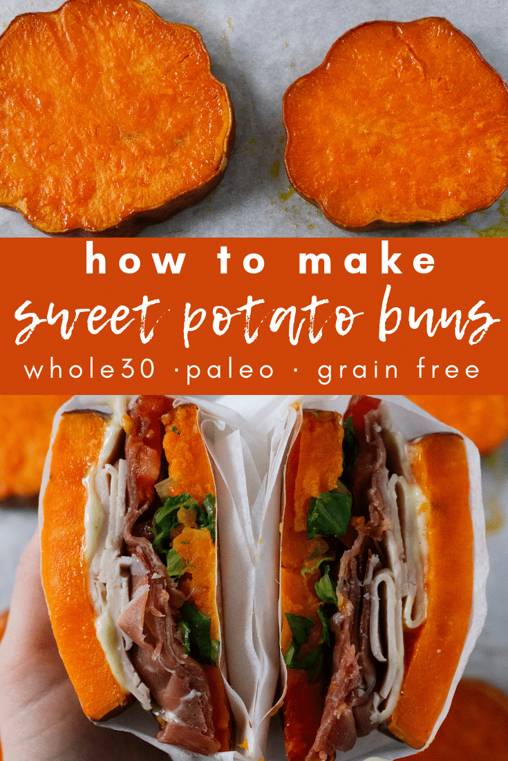 Image for pining how to make sweet potato buns recipe on Pinterest